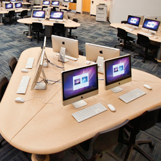 Computer Lab & Classroom